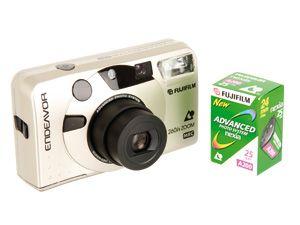 APS Kamera-Set FUJIFILM Endeavor Fotonex 260ix ZOOM - Produktbild 1
