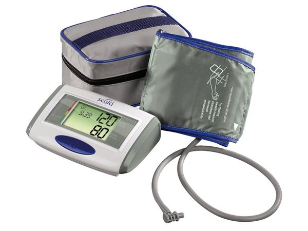 Blutdruck-Messgerät SCALA SC7600 - Produktbild 1
