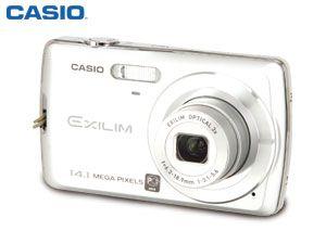 Digitalkamera CASIO EX-Z37, silber - Produktbild 1