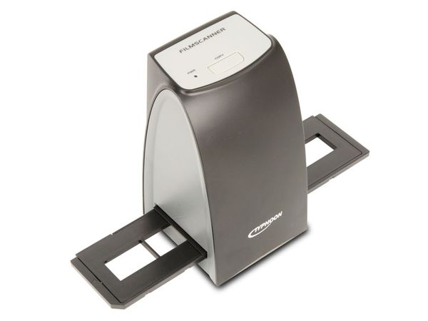 Dia-/Film-Scanner TYPHOON DF-600 - Produktbild 1