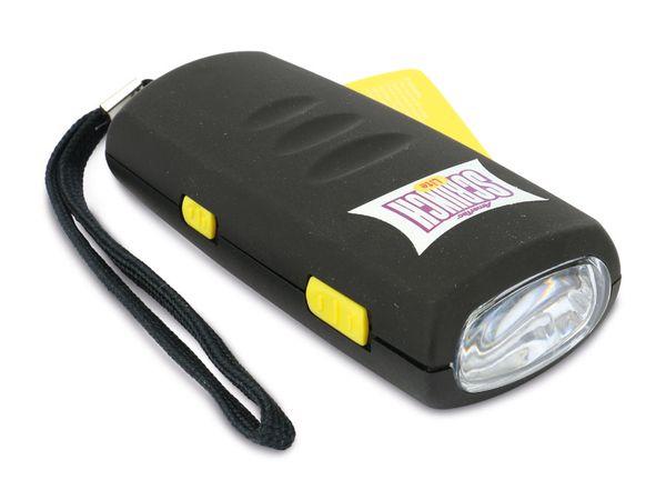 Dynamo LED-Taschenlampe - Produktbild 1