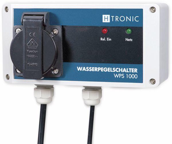 Wasserpegelschalter H-TRONIC WPS 1000, 230 V~