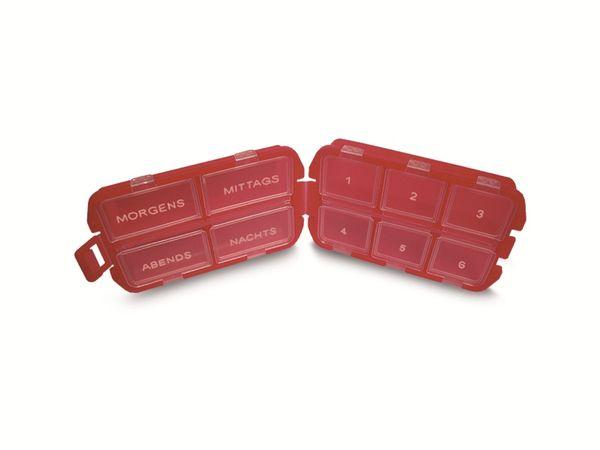 6-Tage-Pillendose, klein - Produktbild 1