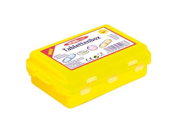 6-Tage-Pillendose, klein - Produktbild 3