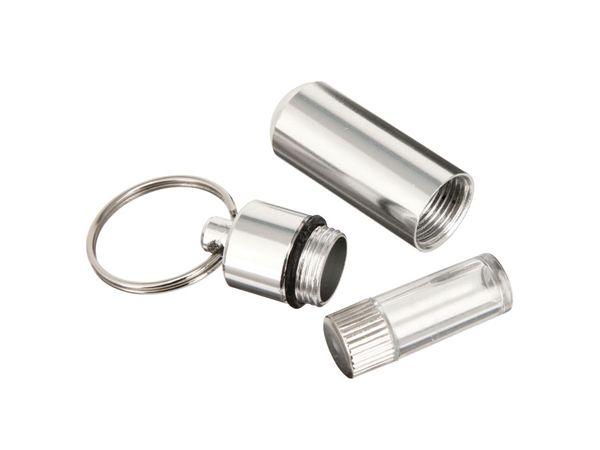 Aufschraubbarer Schlüsselanhänger, wasserdicht - Produktbild 2