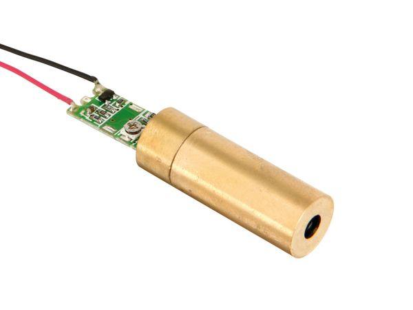 Laser-Modul GLM-01-5D, 4 mW, grün - Produktbild 2