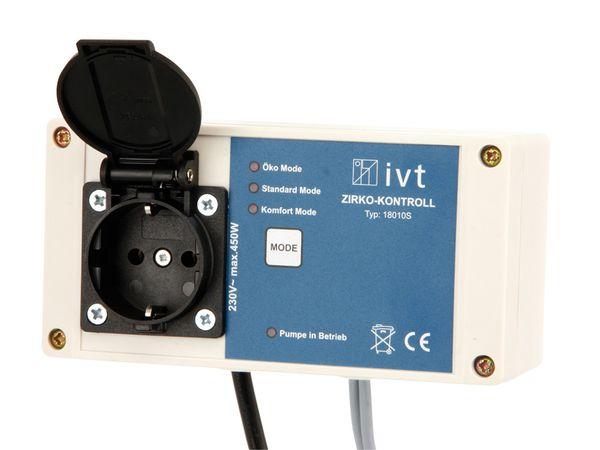Umwälzpumpen-Steuerung IVT 18010S ZIRKO-KONTROLL - Produktbild 1