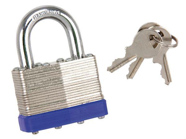 Sicherheits-Vorhängeschloss KRAFTMANN
