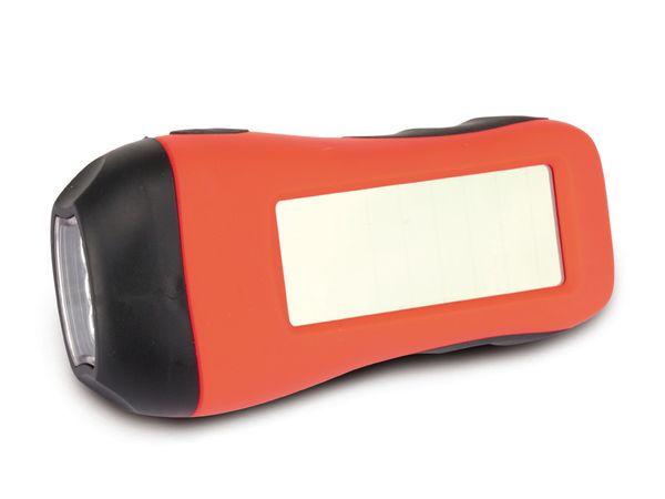 Dynamo-/Solar LED-Taschenlampe DAYLITE DSLT-3 - Produktbild 1