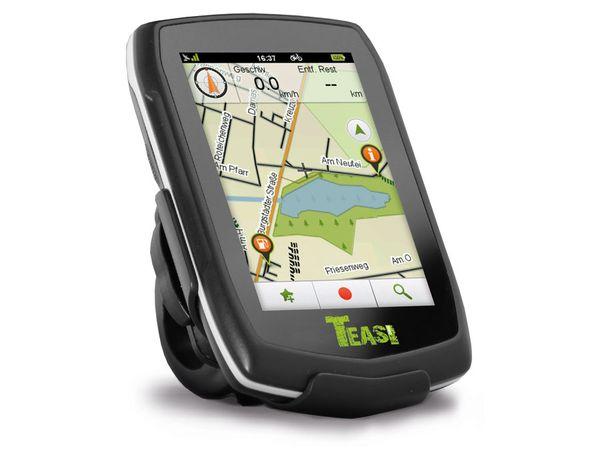 Fahrrad- und Wandernavigation TEASI ONE - Produktbild 2