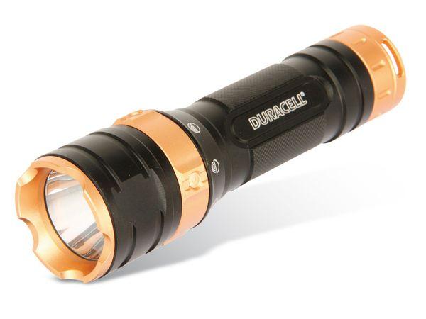 LED-Taschenlampe mit 3 W-LED DURACELL TOUGH MULTI MLT-1 - Produktbild 1