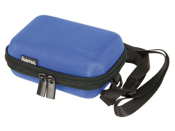 Kameratasche HAMA HARDCASE COLOUR STYLE 60L, blau - Produktbild 1