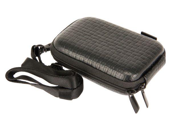 Kameratasche HAMA HARDCASE WOVEN STYLE 40G, schwarz - Produktbild 1