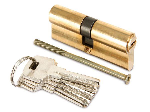 Sicherheits-Schließzylinder, 70 mm