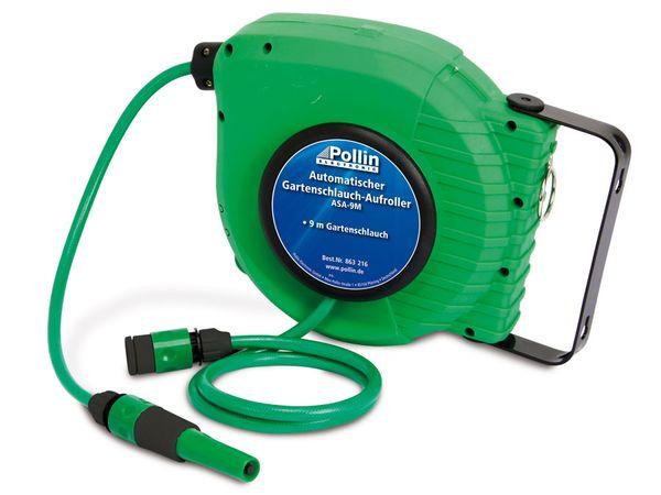 Automatischer Gartenschlauch-Aufroller ASA-9M - Produktbild 1