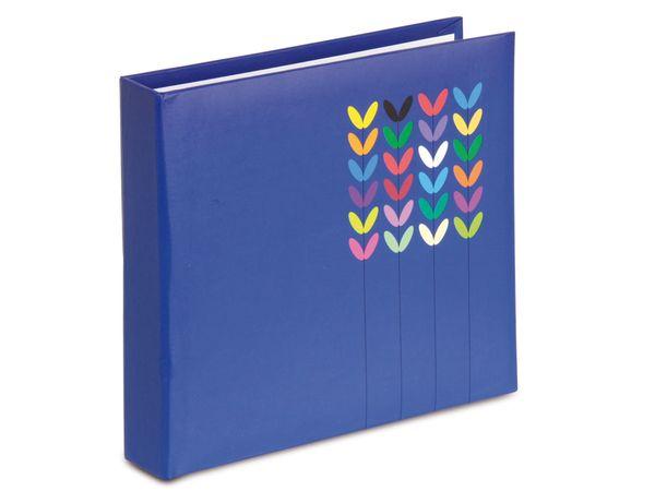 Einsteckalbum HAMA LA FLEUR, blau - Produktbild 1
