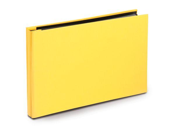Fotoalbum HAMA Soul, 40S Seiten, gelb - Produktbild 1