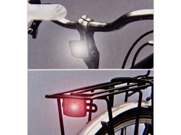 Reflektorenset mit Schraubbefestigung, rot, weiß - Produktbild 2