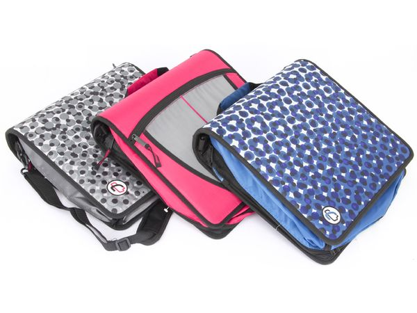 Business-Tasche CASE-IT, 330x330x100 mm, verschiedene Farben