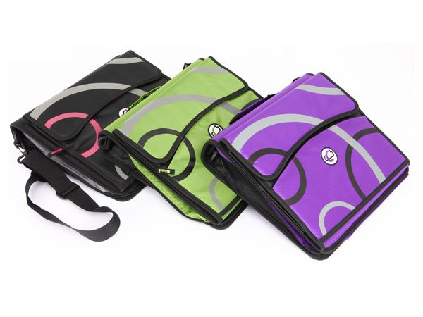 Business-Tasche CASE-IT, 330x300x95 mm, verschiedene Farben - Produktbild 1