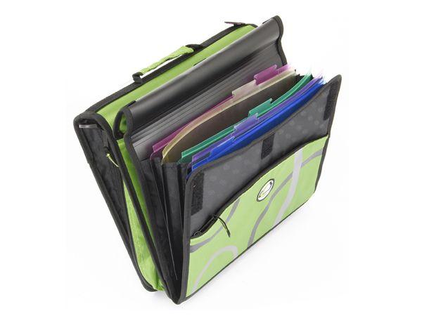 Business-Tasche CASE-IT, 330x300x95 mm, verschiedene Farben - Produktbild 7