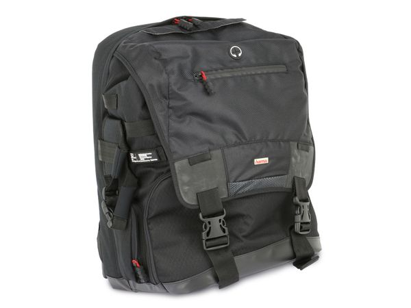 Kamerarucksack HAMA Defender 170 Backpack, schwarz - Produktbild 1