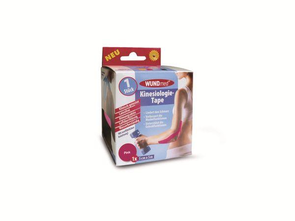 Kinesiologisches Tape pink - Produktbild 1