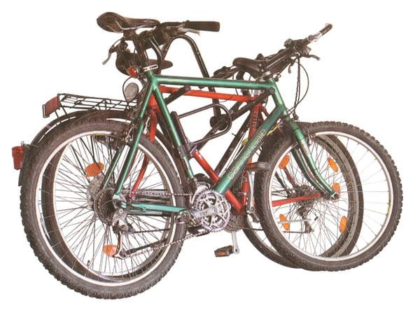 Fahrrad-Wandhalter EUFAB - Produktbild 3