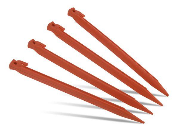 Zelthering 300 mm, orange - Produktbild 1