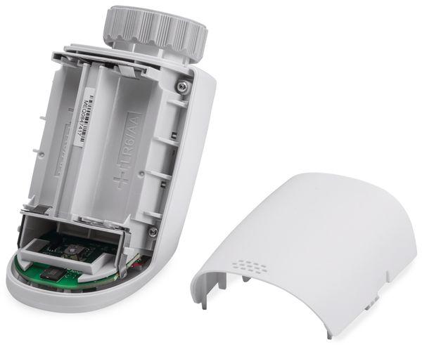 Heizkörper-Thermostatkopf EQIVA mit Bluetooth, 2 Stück - Produktbild 4