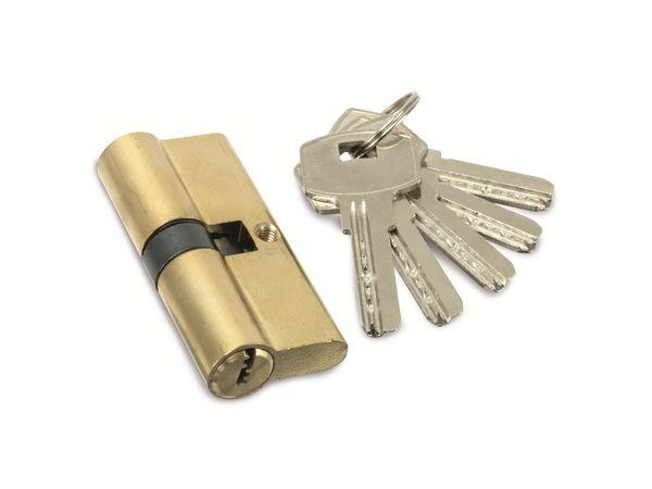 Sicherheits-Schließzylinder, 70 mm - Produktbild 1
