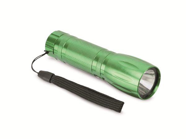 LED-Taschenlampe DAYLITE LHL-1W, grün - Produktbild 1