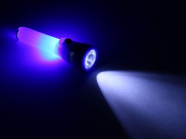 LED-Taschenlampe DAYLITE LHL-1/1 mit Aufhängung - Produktbild 4