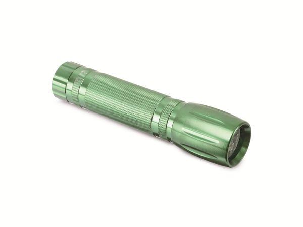 LED-Taschenlampe DAYLITE LHL-1W-A, grün - Produktbild 1
