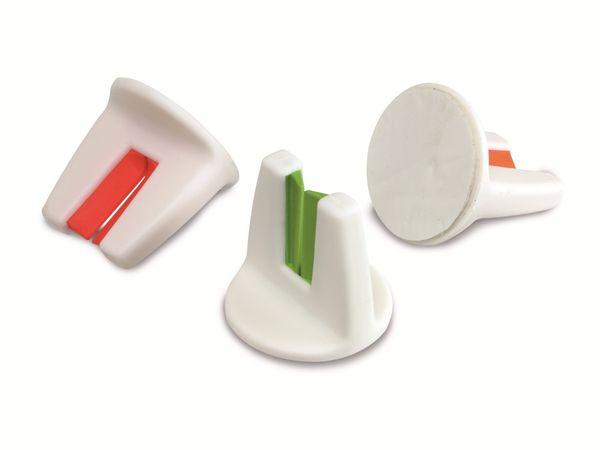 Handtuchhalter-Set, 3 Stück - Produktbild 1