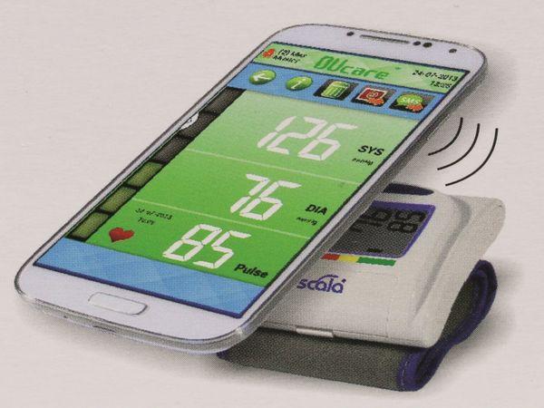 Blutdruck-Messgerät SCALA SC 6262, NFC - Produktbild 4