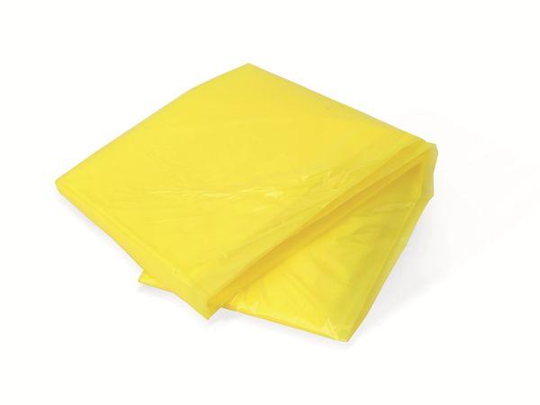 Kinder-Regenponcho mit Kapuze LIFETIME, gelb