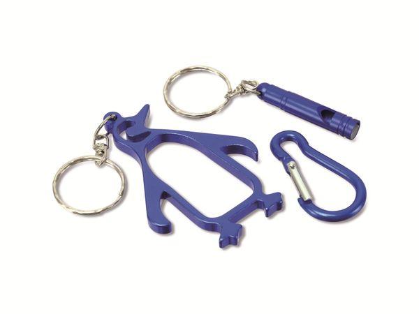 Schlüsselanhänger-Set - Produktbild 1