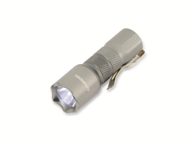 LED-Taschenlampe GRUNDIG, 0,5 W, 15 lm, Aluminium - Produktbild 2