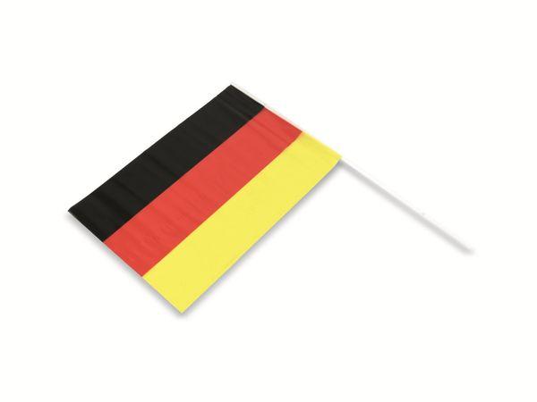 Deutschland-Fahne, 12 Stück - Produktbild 1