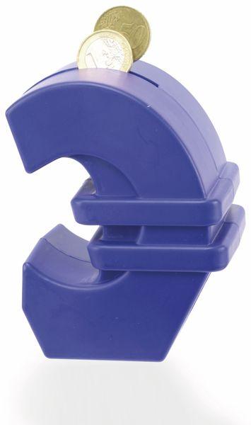Spardose, blau - Produktbild 2