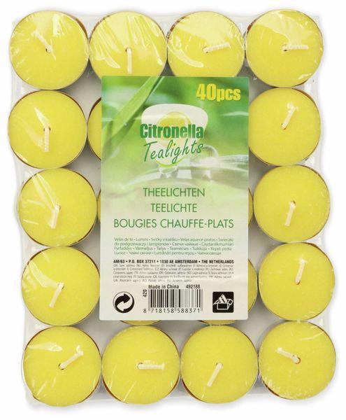Teelichter, Citronella - Produktbild 1