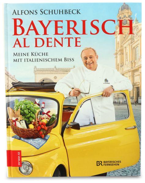 Buch, Alfons Schuhbeck - Bayerisch al dente - Produktbild 1