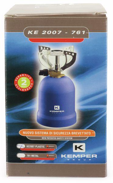 Gaskocher KEMPER KE2007 - Produktbild 4