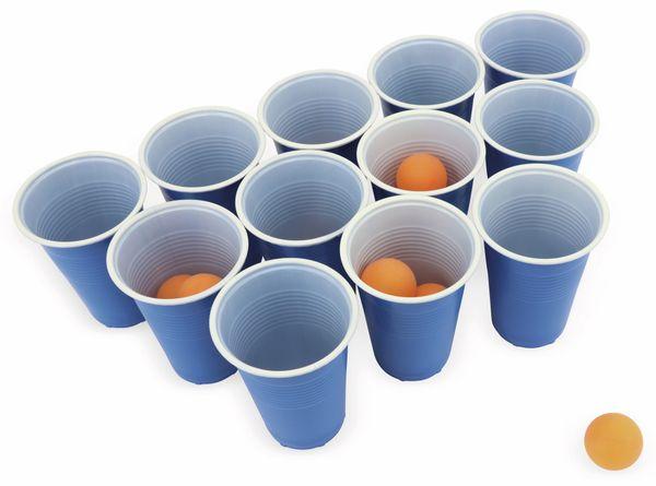 Beer Pong, 24 Becher, 24 Kugeln - Produktbild 2