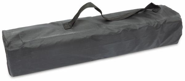 Campingtisch, Alu, 700x700mm, schwarz - Produktbild 4