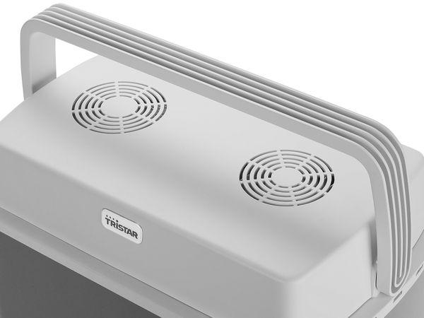 Kühlbox TRISTAR KB-7424, 12 V, 22 L - Produktbild 4