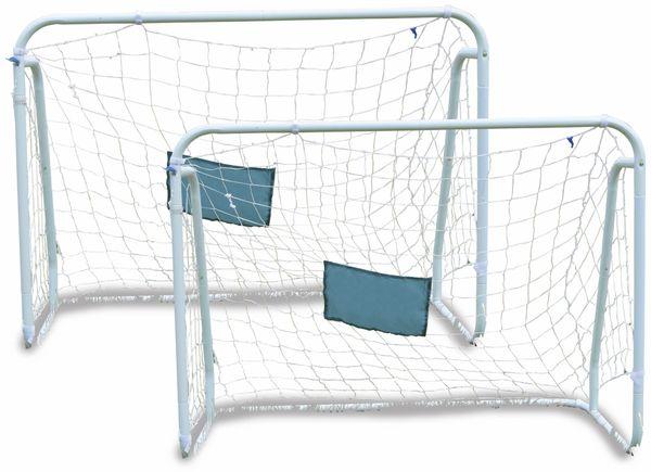 Fußballtor-Set, 1240x960x610 mm, 2 Stück - Produktbild 1