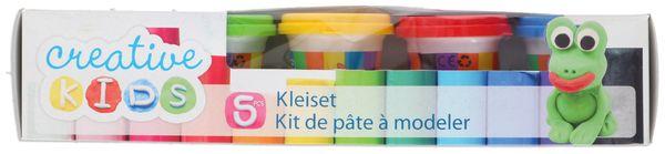 5er-Set Kinderknete - Produktbild 2