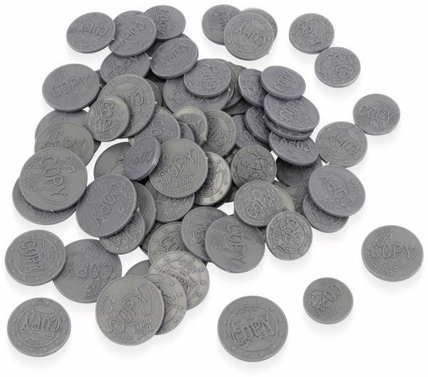 Spielmünzen-Set